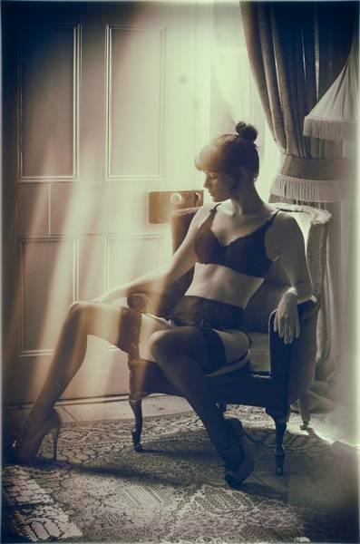 Dixon Photograph - The Light Shines In. by Colin Dixon