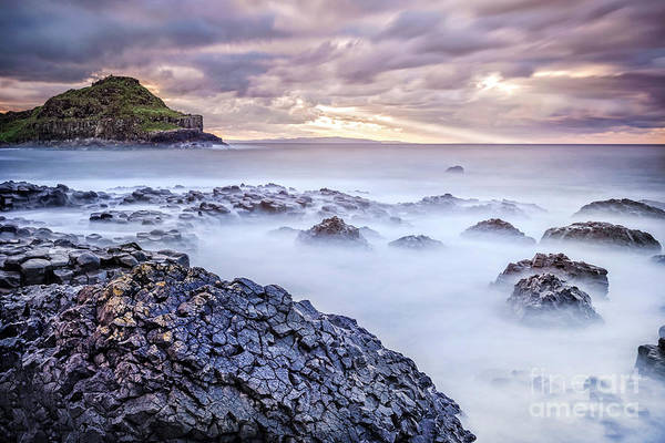 Northern Ireland Photograph - The Light That Brought The Darkness by Evelina Kremsdorf