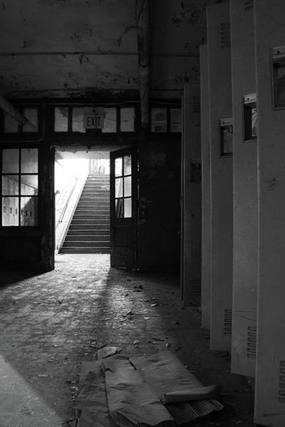 Photograph - The Light Upstairs by Lindy Grasser