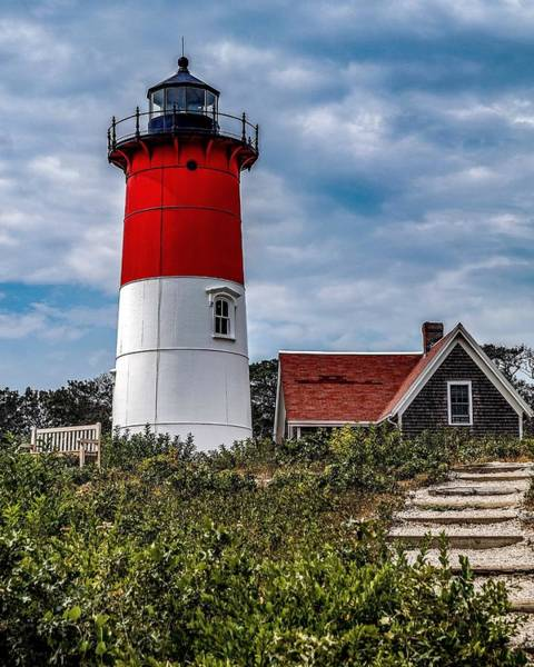 Photograph - The Lighthouse by Kendall McKernon