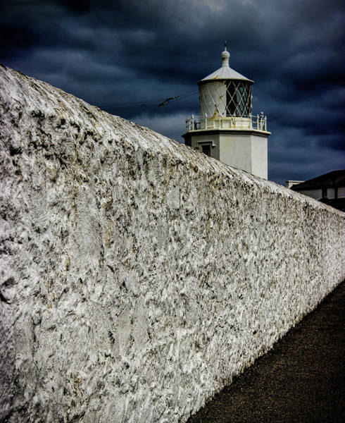 Wall Art - Photograph - The Lighthouse by Martin Newman