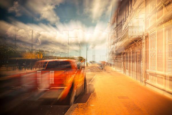 Photograph - The Lightspeed by Radek Spanninger