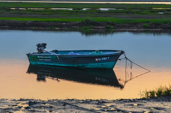 Jetti Wall Art - Photograph - The Little Skiff by Bill Cannon