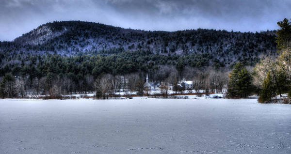Photograph - The Little White Church by Patrick Groleau
