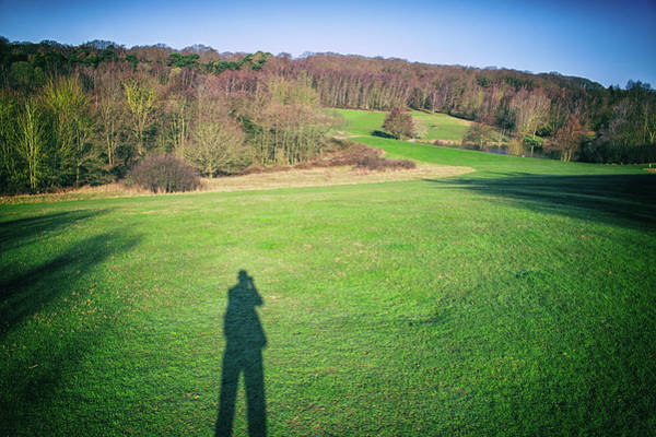 Realistic Photograph - The Long Shadows by Martin Newman