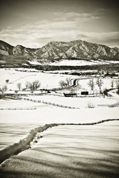 Photograph - The Long View by Marilyn Hunt
