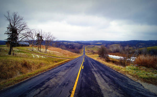 Photograph - The Long Way Home by Cricket Hackmann