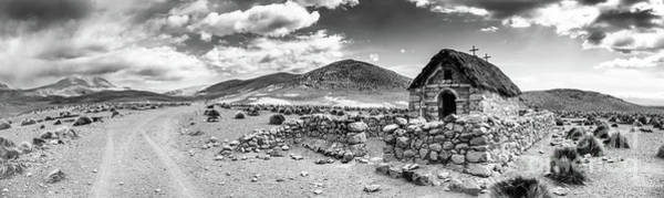 Arica Photograph - The Lost Chapel by Olivier Steiner