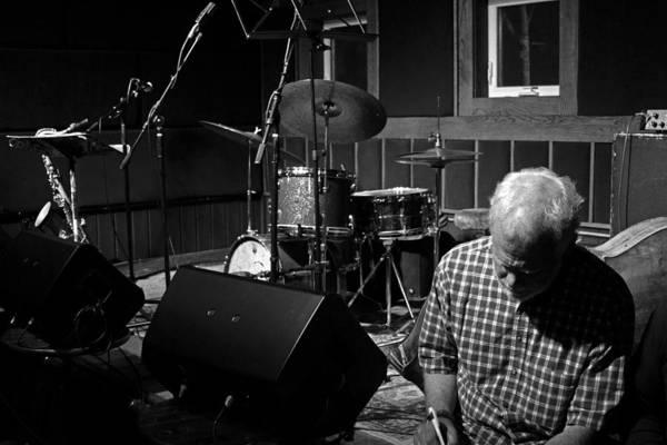 Photograph - The Lost Trio Don Seamans  by Lee Santa