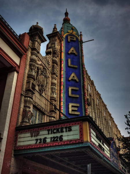 Photograph - The Louisville Palace 001 by Lance Vaughn