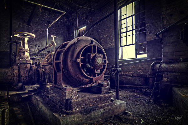 Regal Photograph - The Machine by Everet Regal