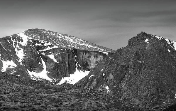 Wall Art - Photograph - The Magnificence Of Mount Evans by Brian Gustafson