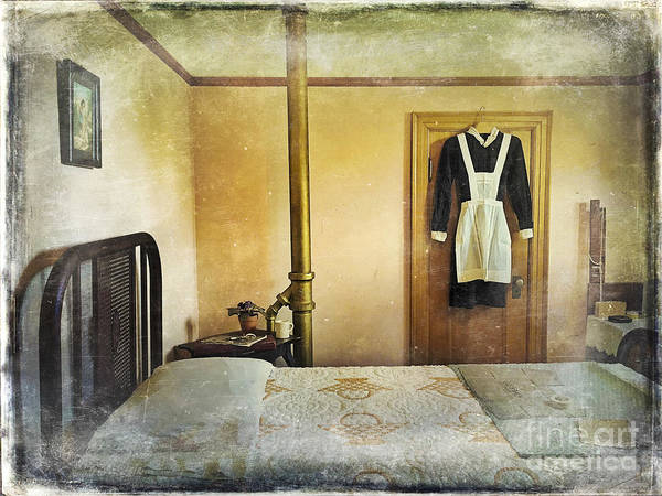Photograph - The Maid In Waiting by Craig J Satterlee