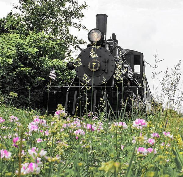 Wall Art - Photograph - The Maine Narrow Gauge Railroad  by Debra Forand