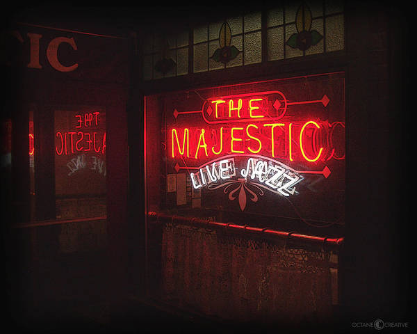 Photograph - The Majestic by Tim Nyberg