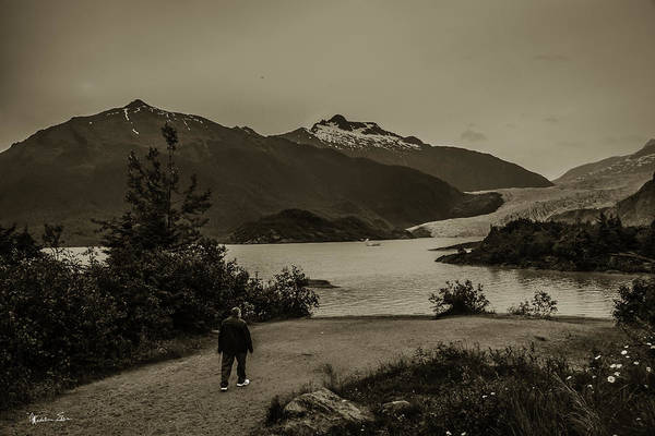 Wall Art - Photograph - The Man Who Came To See Alaska by Madeline Ellis