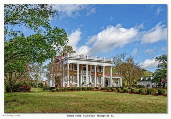 Photograph - The Manor by Mike Covington