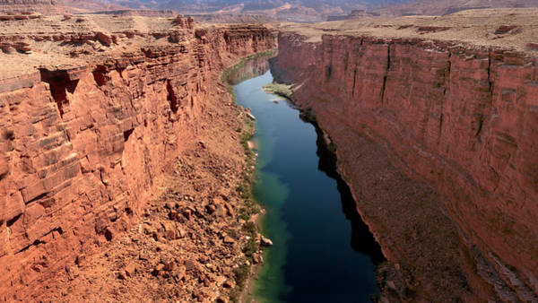 Photograph - The Marble Canyon by Susan Rissi Tregoning