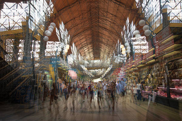 Photograph - The Market Hall by Alex Lapidus