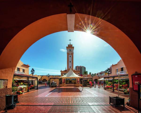 Photograph - The Market Of Our Lady Of Africa - Santa Cruz De Tenerife, Spain by Nico Trinkhaus