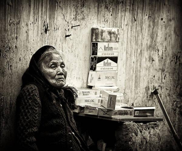 Photograph - The Marlboro Lady by Cameron Wood
