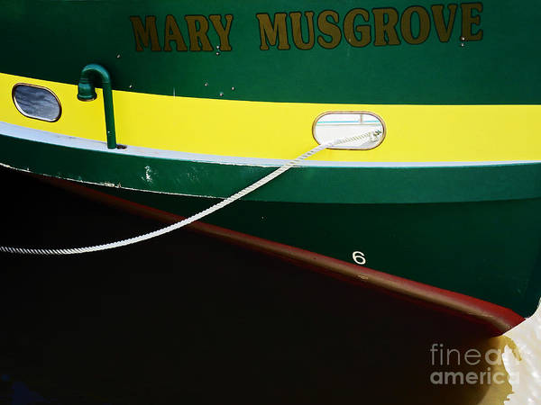 Photograph - The Mary Musgtove by Rick Locke