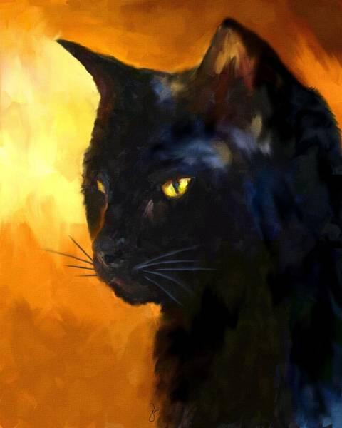 Painting - The Master by Jai Johnson