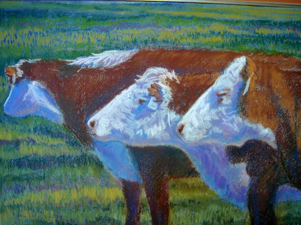 Painting - The Matrons by Judy Fischer Walton