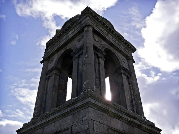 Photograph - The Mausoleum At Downhill Demesne by Colin Clarke