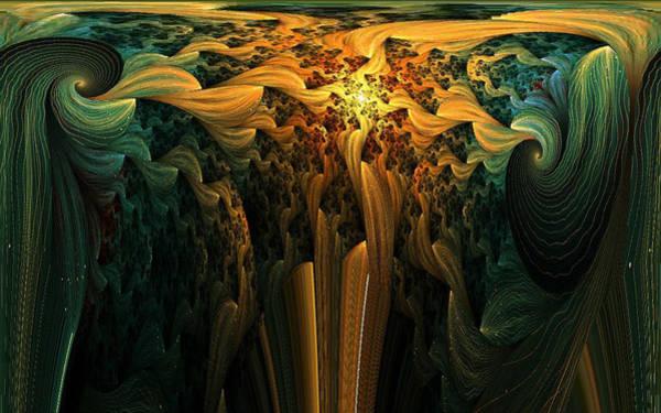 The Melting Earth Art Print