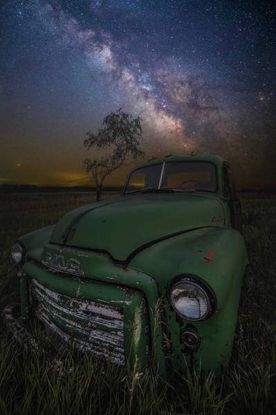 Wall Art - Photograph - The Memory Remains  by Aaron J Groen