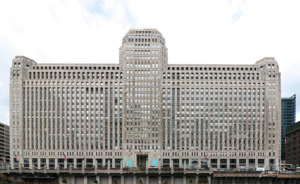 Photograph - The Merchandise Mart by Jackson Pearson