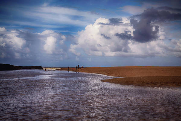 Kauai Wall Art - Photograph - The Merge by Laurie Search