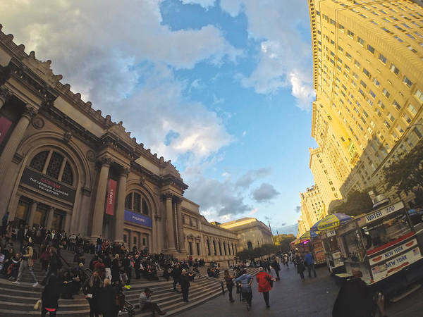 Photograph - The Met At 5 by Steven Lapkin