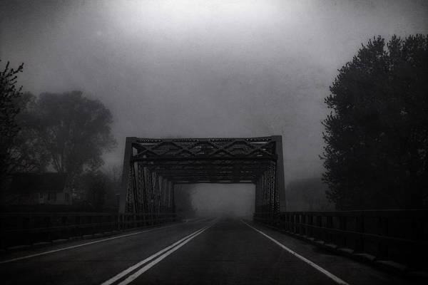 Wall Art - Photograph - The Metal Bridge 2014  by Thomas Young