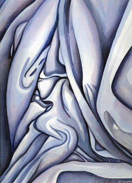 Painting - The Metaphysics Of Cloth by Lynda Lehmann