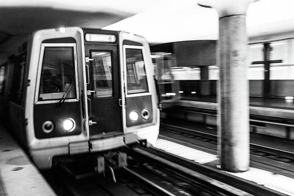 Photograph - The Metro by SR Green