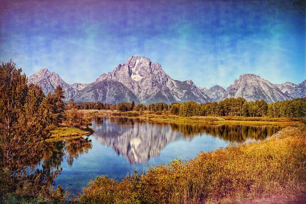Photograph - The Midsummer Mount Moran by John M Bailey