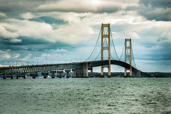Photograph - The Mighty Mac by Onyonet  Photo Studios