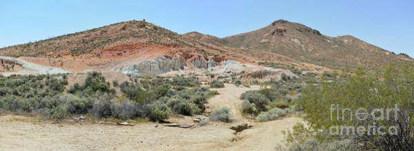 Photograph - The Mining Area 2 by Joe Lach