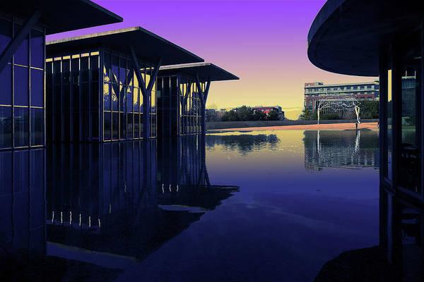 Photograph - The Modern, Fort Worth, Tx by Ricardo J Ruiz de Porras