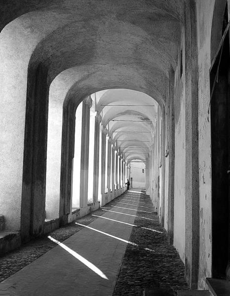 Photograph - The Monastery Within by Lynda Lehmann