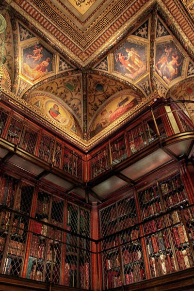 Wall Art - Photograph - The Morgan Library Corner by Jessica Jenney
