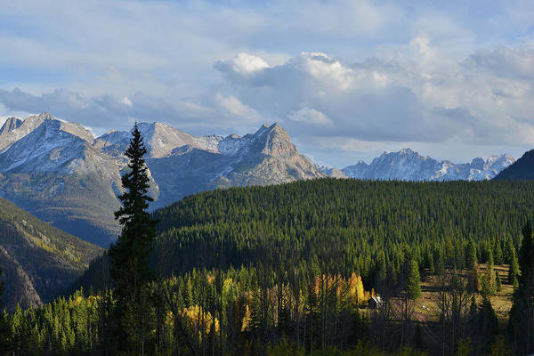Photograph - The Mountains Of Molas Pass by Ray Mathis