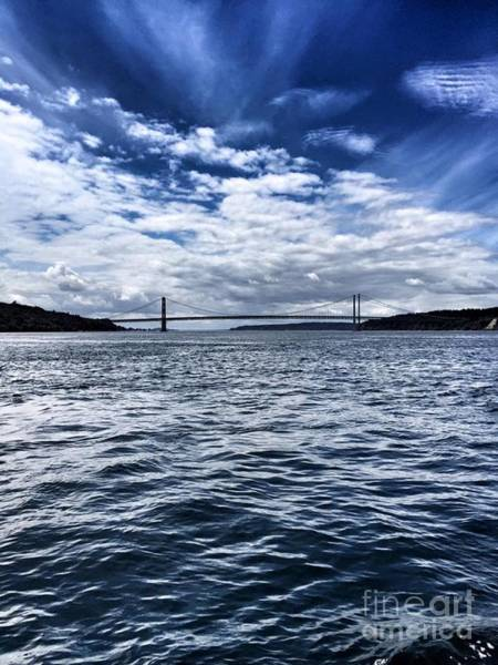 Photograph - The Narrows Bridge  1 by Vennie Kocsis