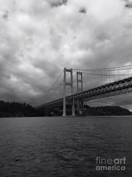 Photograph - The Narrows Bridge by Vennie Kocsis