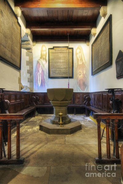 Photograph - The Narthex by Ian Mitchell