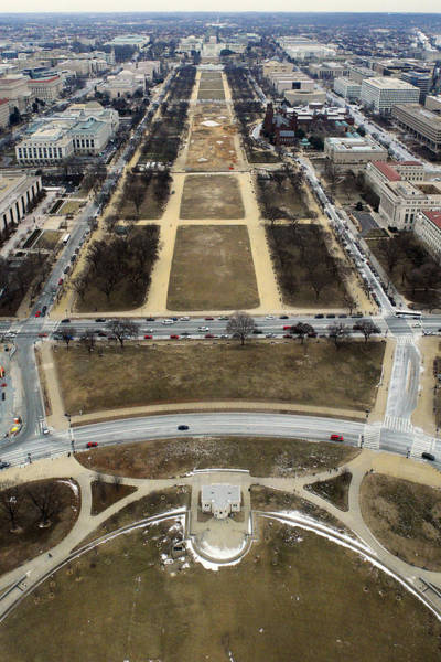 Photograph - The National Mall by George Taylor