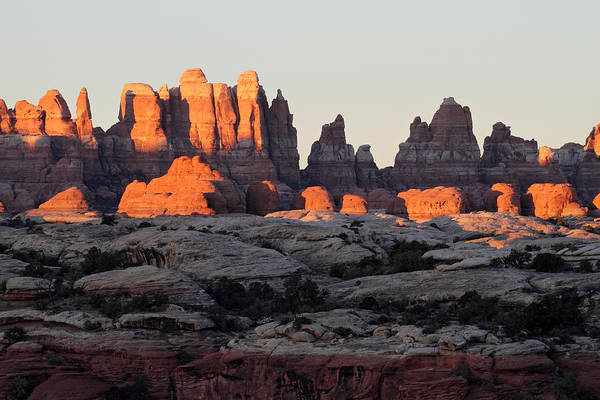 Photograph - The Needles In Canyonlands Np by Pierre Leclerc Photography