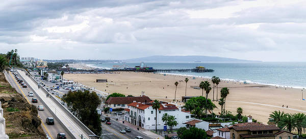 Photograph - The New California Incline - Pamorama by Gene Parks